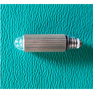 Bóng đèn halogen 2.5V đặt nội khí quản Hilbro 04.1100.01 (nhỏ)