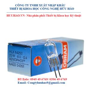 Bóng đèn Halogen Đức Osram 6V 20W 64250