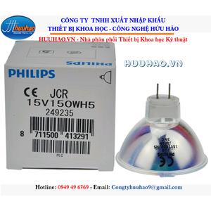 Bóng đèn halogen JCR 15V 150W H5 Philips