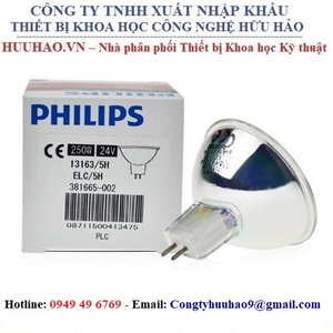 Bóng đèn halogen Philips 24V 250W 13163