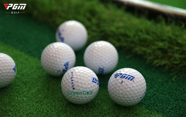 Bóng Golf Trắng PGM