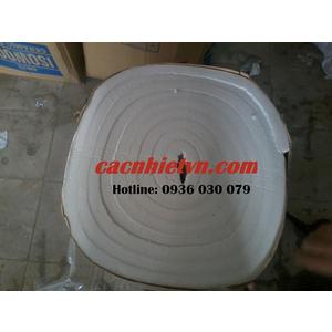 Bông gốm bảo ôn đường ống nhiệt độ cao