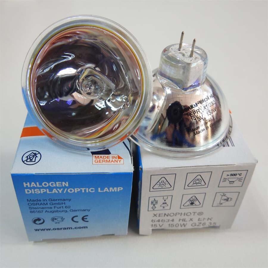 Bóng đèn halogen 15V-150W Osram 64634