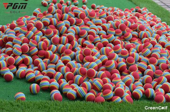 Bóng Golf Xốp Chơi Trong Nhà, Tập Chơi Golf An Toàn