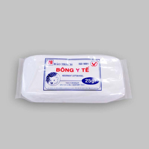 Bông y tế Bảo Thạch 25 gr, 50 gr, 100 gr