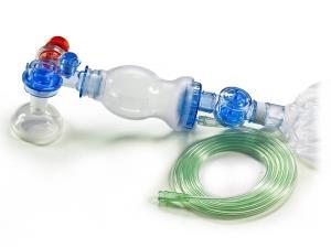 Bóp bóng giúp thở dùng cho trẻ sơ sinh
