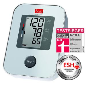 Máy đo huyết áp bắp tay tự động Boso Medicus X