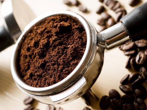 Bột cà phê rang xay để pha chế esspresso