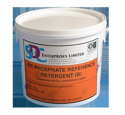 Bột giặt tiêu chuẩn IEC ( loại B) Phosphate Detergent (B) ISO 10528, BS 5651.