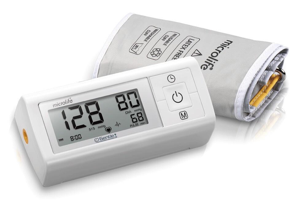 Máy đo huyết áp bắp tay Microlife BP A1 Basic