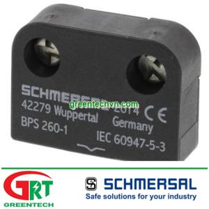 BPS 260-1 | Schmersal | Safety sensor BPS 260-1 | Cảm biến an toàn BPS 260-1 | Schmersal Vietnam