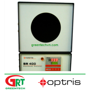 Optris BR 400  Pyrometer black body calibration source 5 - 400 °C   Hỏa kế BR400   Optris Vietnam