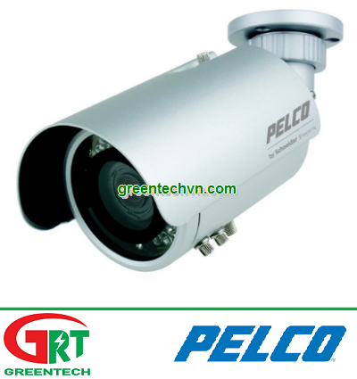 BU5-IRV12-6X | Pelco BU5IRV126X 1/3 CCD 650 TVL Day & Night Integrated Outdoor IR Bullet Camera