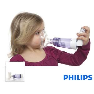 Buồng đệm có mặt nạ Philips Respironics OptiChamber Diamond