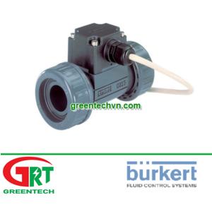 Burkert 8012 | Burkert 556202 | Type 8012 - Flow meter with paddle wheel | Cảm biến lưu lượng Burker