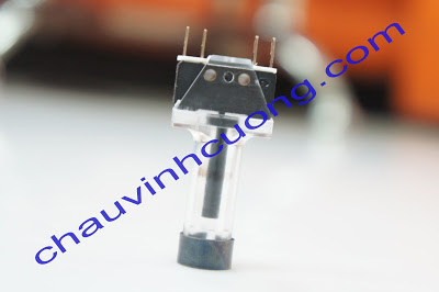 Phụ kiện cầu chì (Microswitch Adapter) Bussmann MAI