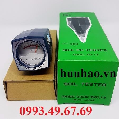 Bút đo pH đất DM13