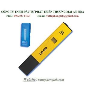 BÚT ĐO TDS ĐIỆN TỬ MODEL:CD600