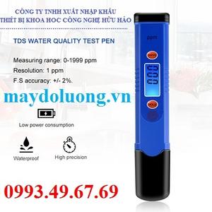 Bút đo tổng chất rắn hòa tan (TDS)