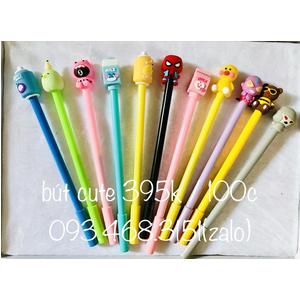 Bút gel các mẫu(SET 100 CÁI)