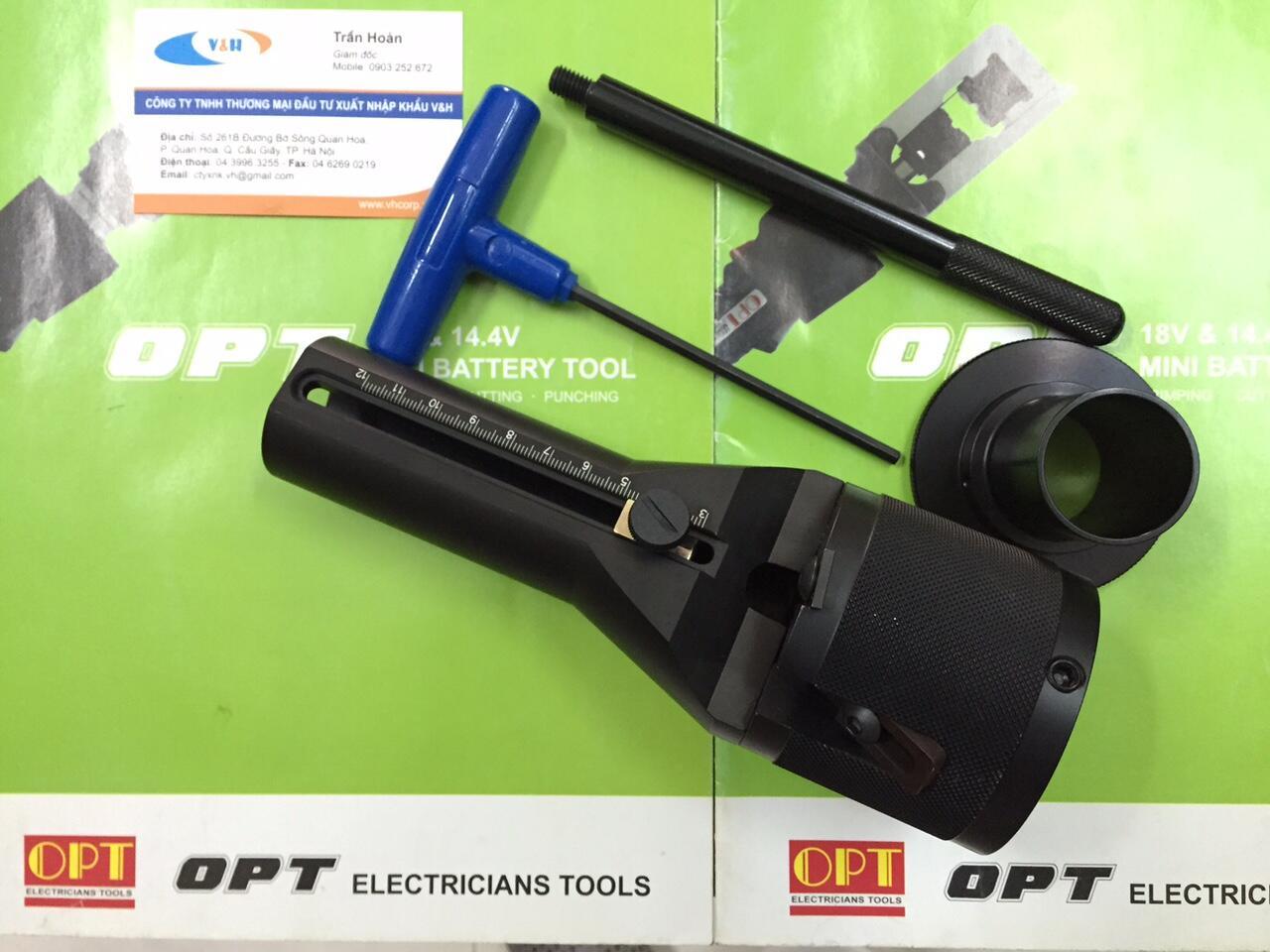 Bút vót đầu cáp OPT PG-10