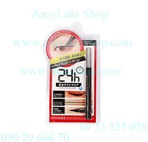 Bút lông đen kẻ viền mắt Perfect Eyes 24h Long Pen Water Strong (Made in Japan) - 0933555070 :
