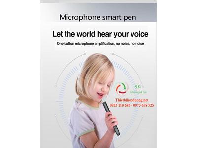 Bút tương tác tích hợp Microphone