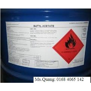 Butyl acetate C6H12O2