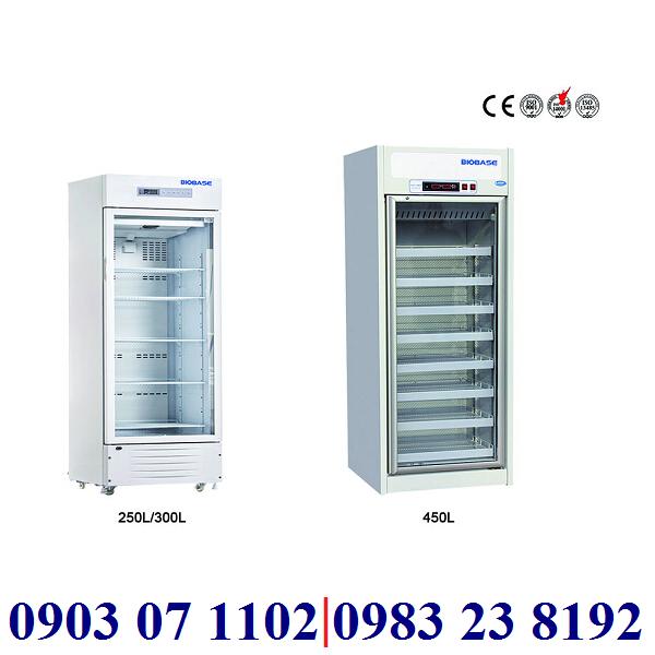 Tủ lạnh bảo quản mẫu 2 đến 8 độ C
