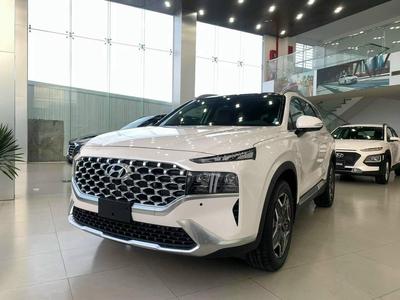 Hyundai Santa Fe 2.2 Dầu Đặc Biệt 2021