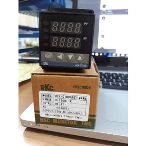 Đồng Hồ Nhiệt Model REX C100-FKO7-M*AN