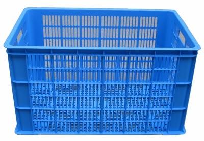 Hộp nhựa C2(CÓ BÁNH XE) - KT : 780X498X449 MM