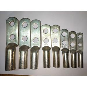 Đầu cốt đồng ép 2 lỗ (50mm2)