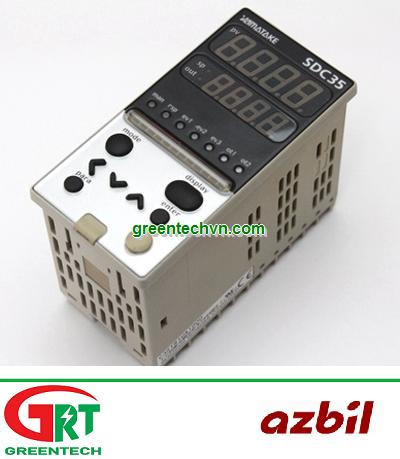 C35TR1UA1200 | SDC-35 C35TR1UA1200 | Bộ điều khiển nhiệt độ | Temperature Controller| Azbil Vietnam