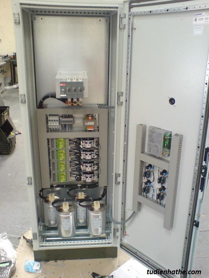 Tủ điện tụ bù