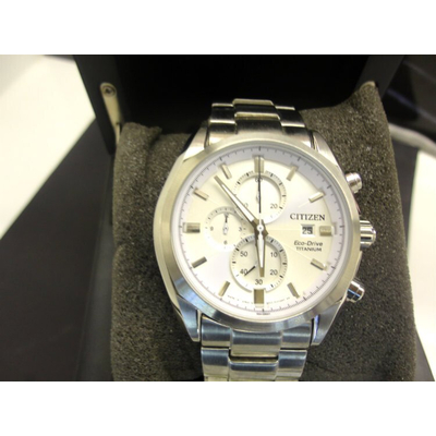 Đồng hồ nam nhật bản Citizen Chronograph CA0021-53A