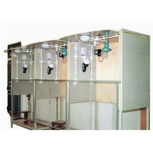 Cabin thực hành kĩ năng lắp đặt điện công nghiệp và dân dụng