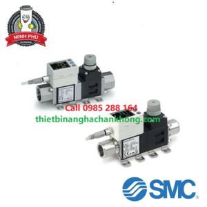 CẢM BIẾN KỸ THUẬT SỐ HIỂN THỊ 3 MÀU CHO ĐƯỜNG ỐNG SMC - PVC PF3W
