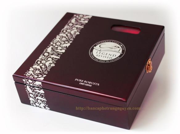 Cà phê Chồn Robusta Legend Revived 250 gram