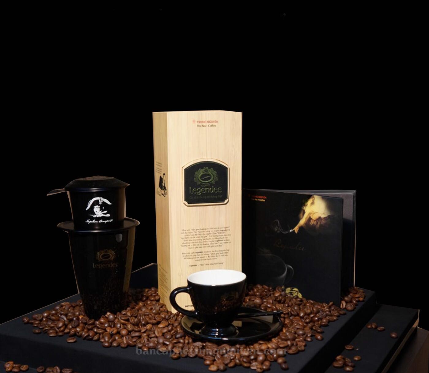 Cà phê Legendee Trung Nguyên