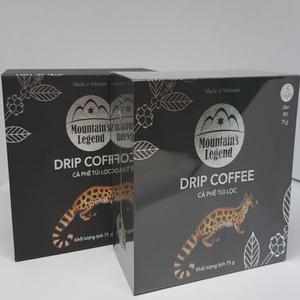 Cà phê chồn túi lọc Robusta 75gram