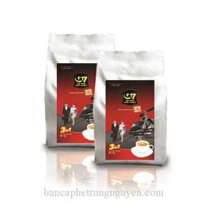 Cà phê G7 3in1 Bịch 1kg Trung Nguyên