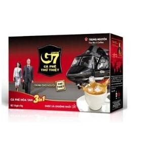 Cà phê hòa tan G7 50 gói