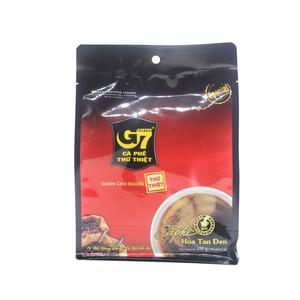 Cà phê G7 hòa tan đen - Bịch 100 sachets
