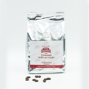 Cà Phê Hạt Espresso Buôn Ma Thuột Trung Nguyên 500gr