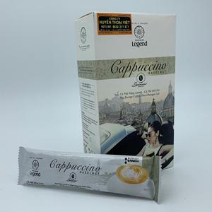 Cà phê hòa tan Cappuccino Hazelnut( mới)