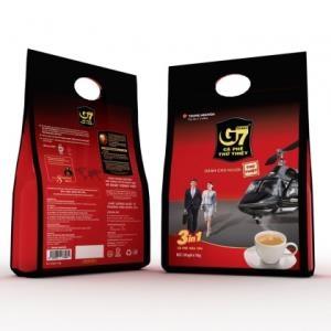Cà phê hòa tan G7 3in1 bịch 20 gói Trung Nguyên 320gr