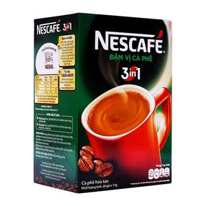 Cà phê hòa tan Nescafe đậm đặc 3in1