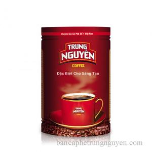 Cà phê Lon lớn Trung Nguyên Premium Blend - 425gr