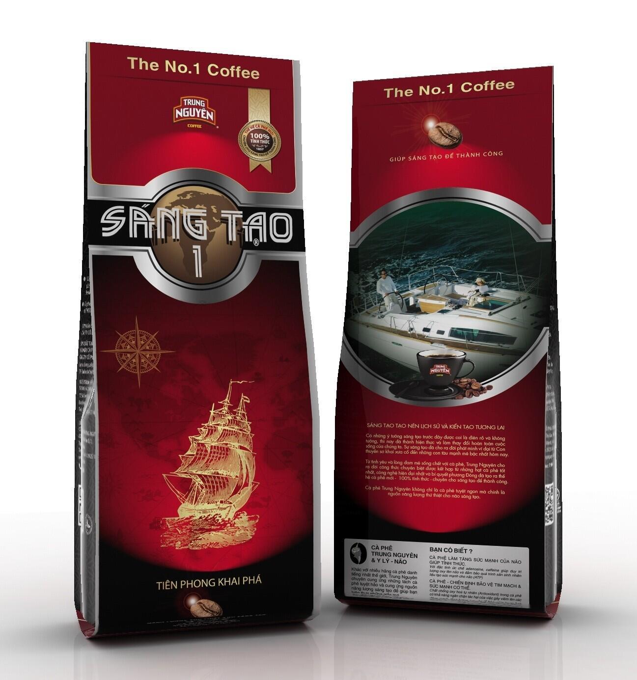 Cà phê sáng tạo 1 Trung Nguyên( 340gr)